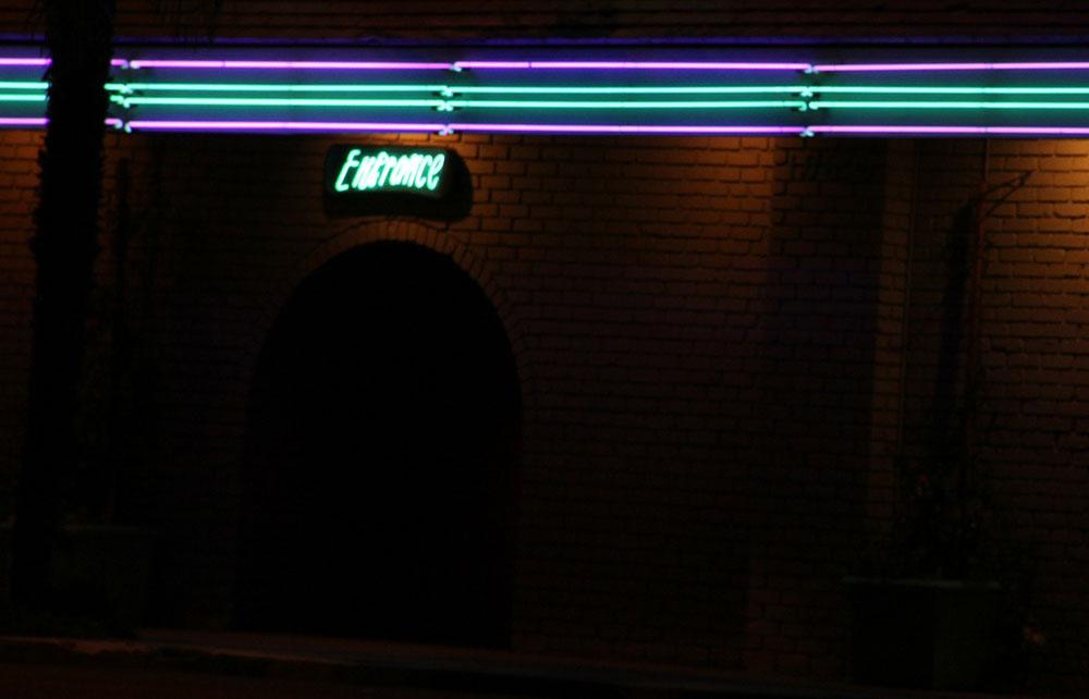 night club, civil rights