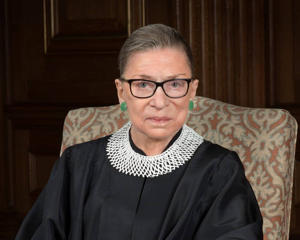 Ruth Bader Ginsberg and her fight for civil rights